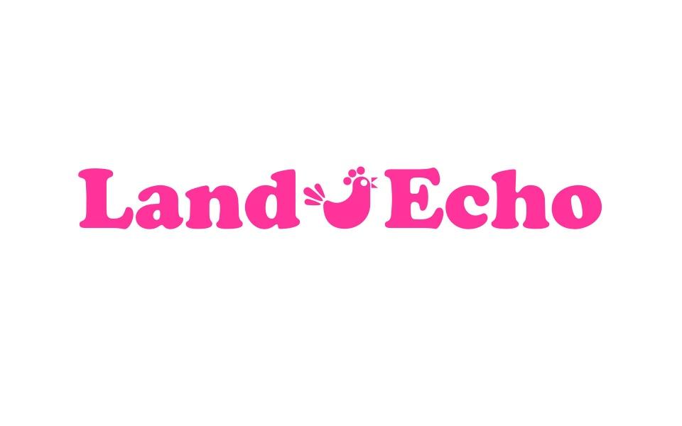 Landecho Signetentwicklung Logogestaltung Erscheinungsbild Berlin