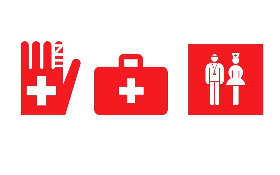 Aerztehaus Krankenhausbeschilderung Arztpraxisschilder Krankenhausschilder