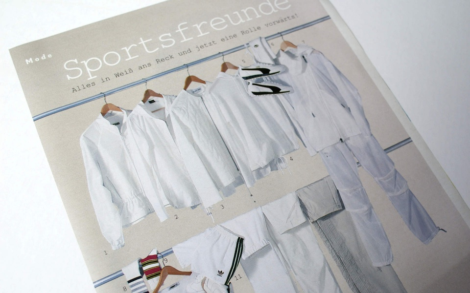 Amica Zeitschriftendesign Magazin Design Berlin