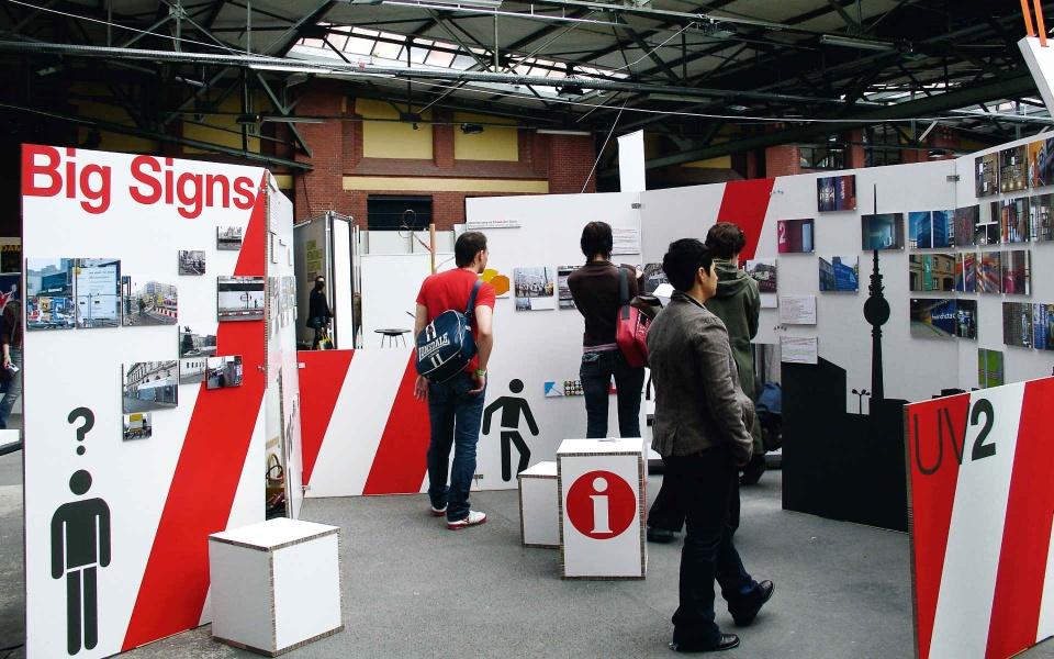 Design Mai Berlin Ausstellungsgestaltung