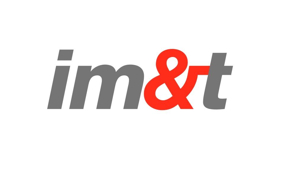 IMT Logoentwicklung Corporate Design Erscheinungsbild