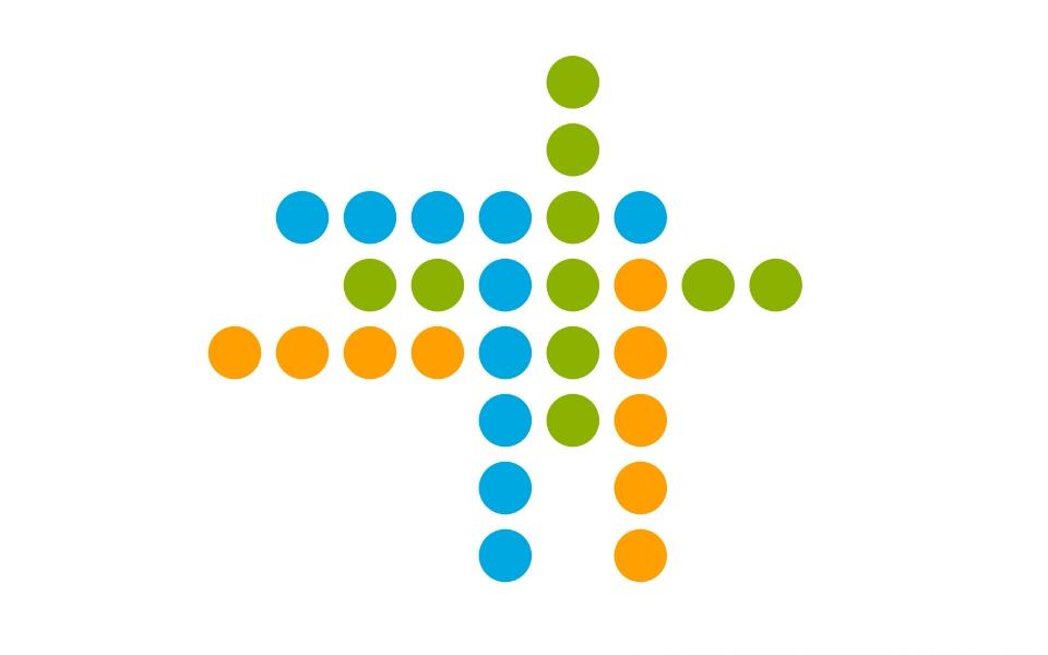 Sozialraumorientierte Planungsorganisation Logoentwicklung Titel
