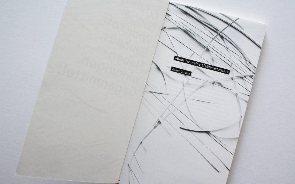 TGM Programm Typografie Berlin