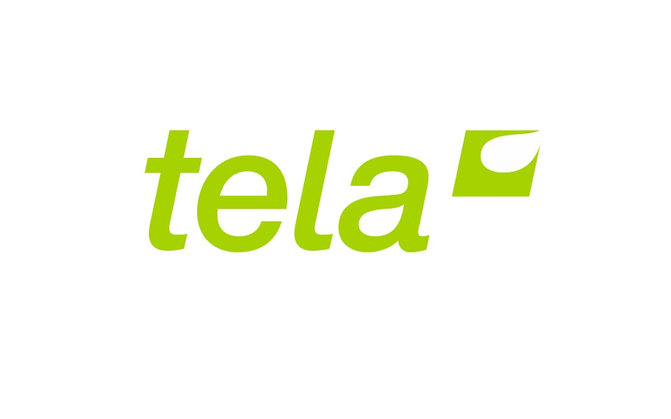 Tela Signet Logo Entwicklung