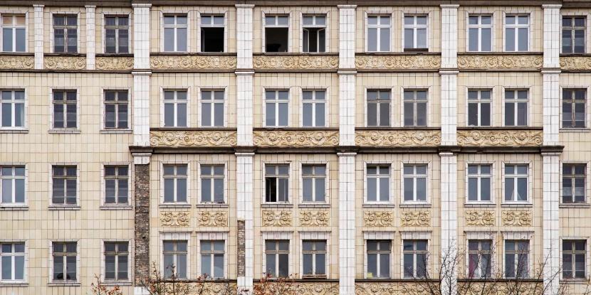 Fassade UV2 Urban Visual Design Foto Design Fassadengestaltung Berlin