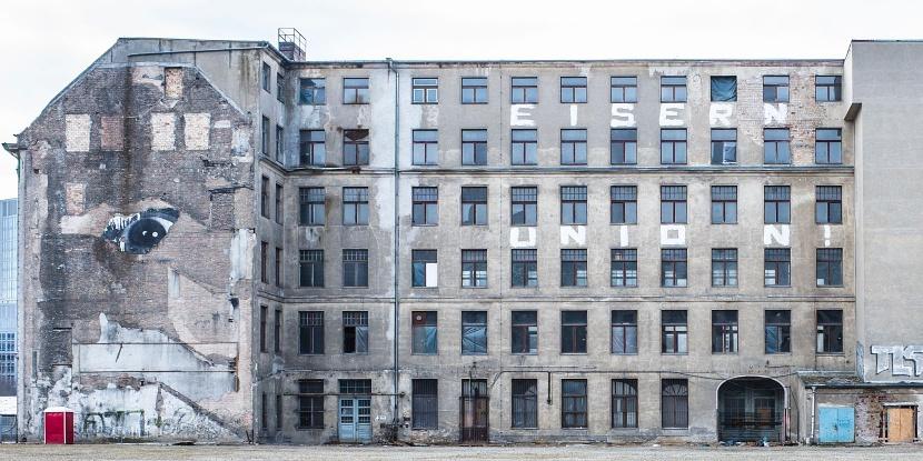 Fassade UV2 Urban Visual Design Fotografie Berlin