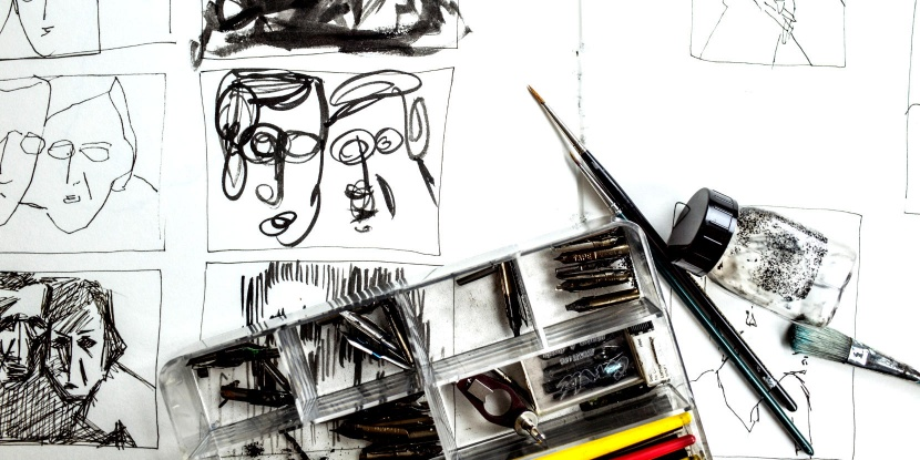 Aquarell Grafik Design Berliner Designer