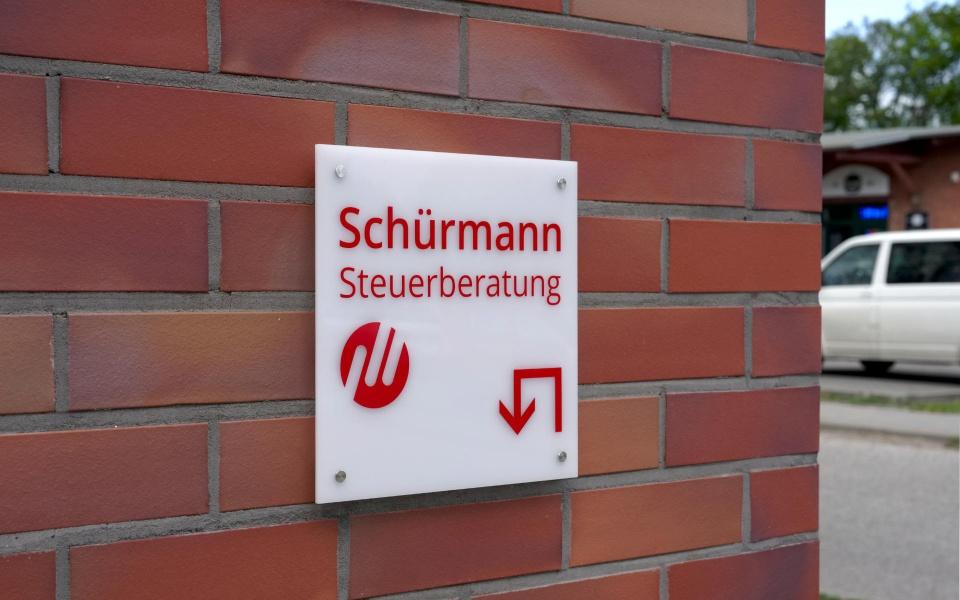 Schuermann Orientierungssystem Leitsystem Wegweissystem Dallgow