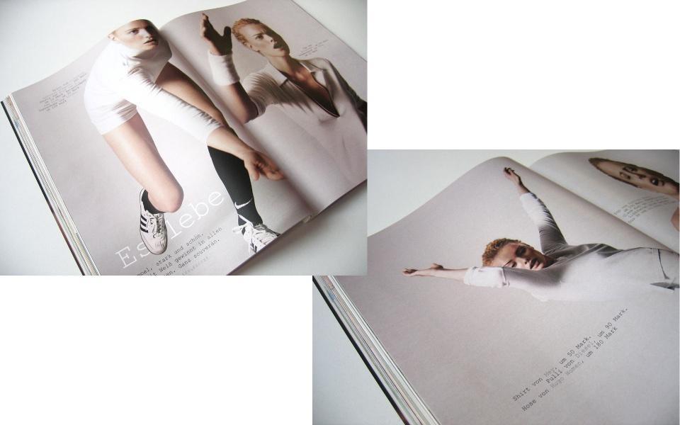 Amica Zeitschriftenlayout Zeitschriftendesign Berlin