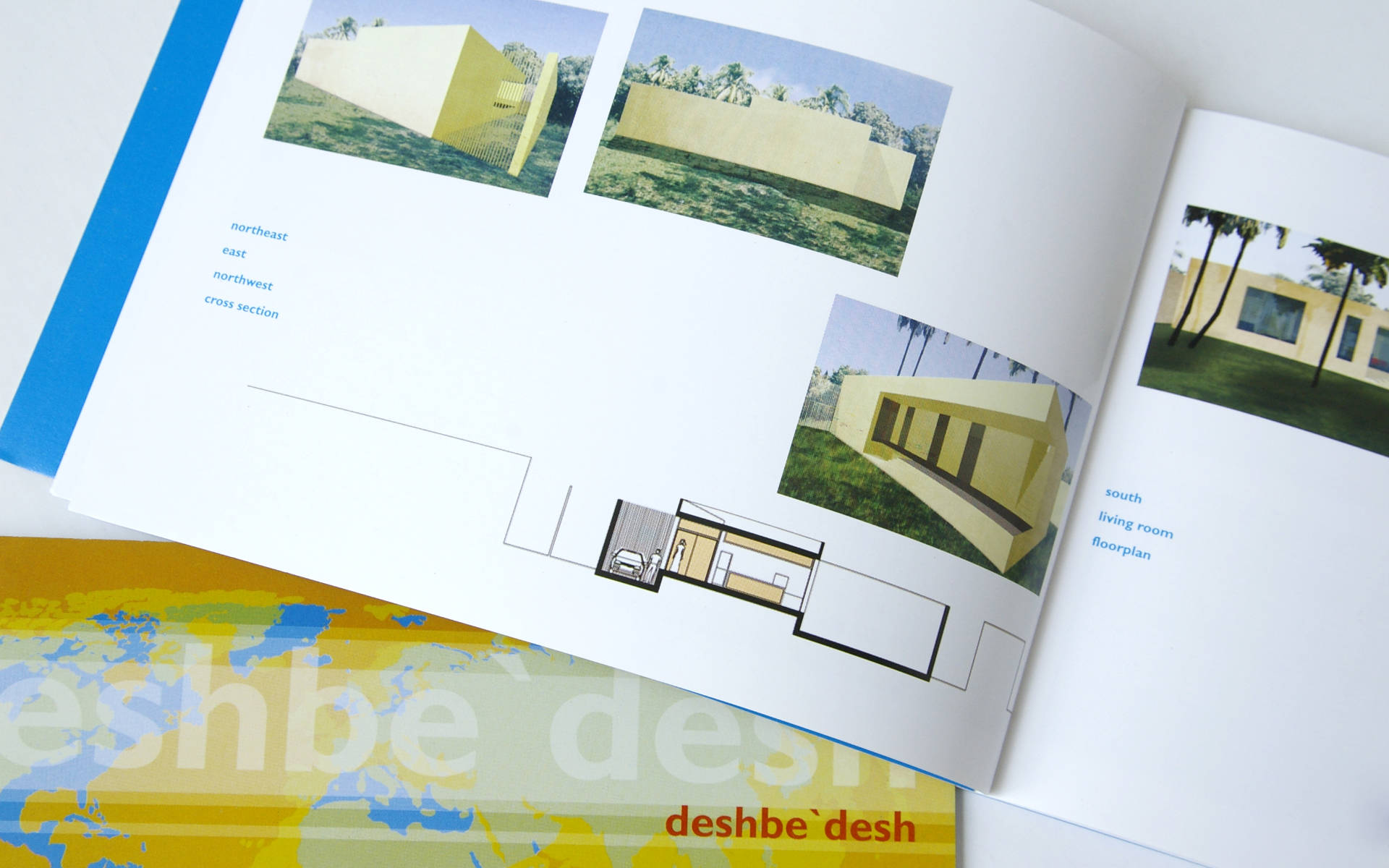 Deshbedesh Ausstellungskatalog Design Berlin