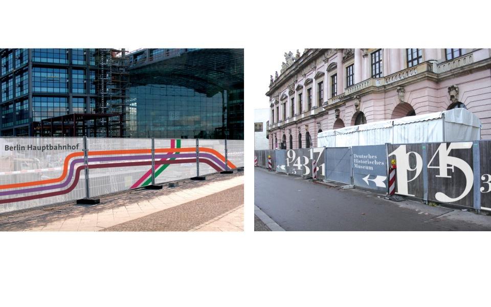 Design Mai Ausstellung Raumgestaltung Fassadengestaltung