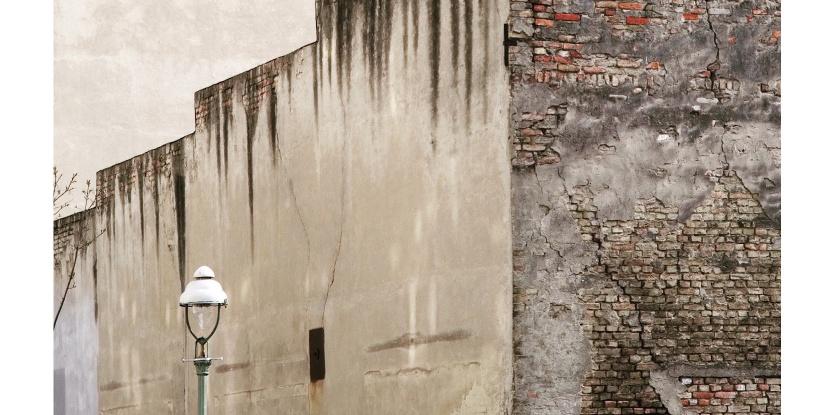 Fassade Wedding Fotografie UV2 Berlin Urban Visual Design