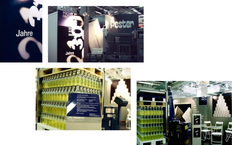Propack Messebau Messedesign Fotografie