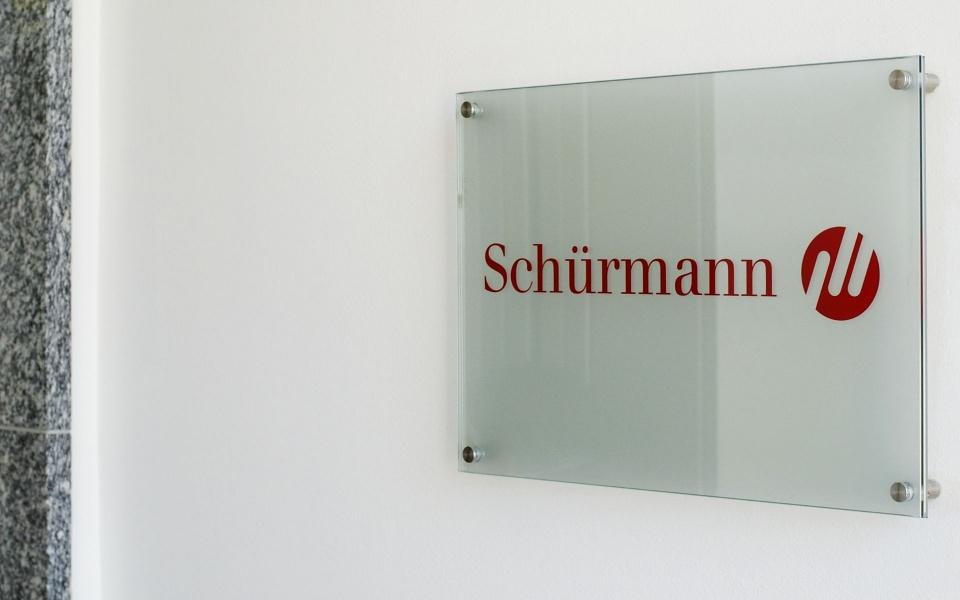 Schuermann Leitsystem Beschilderung Etagenbeschriftung