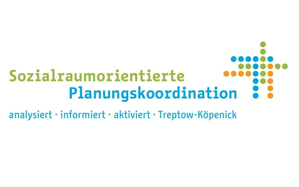 Sozialraumorientierte Planungskoordination Logo Signet Grafik Design