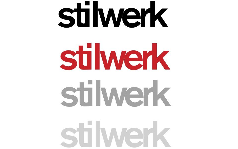 Stilwerk Logoentwicklung Erscheinungsbild Corporate Design Berlin