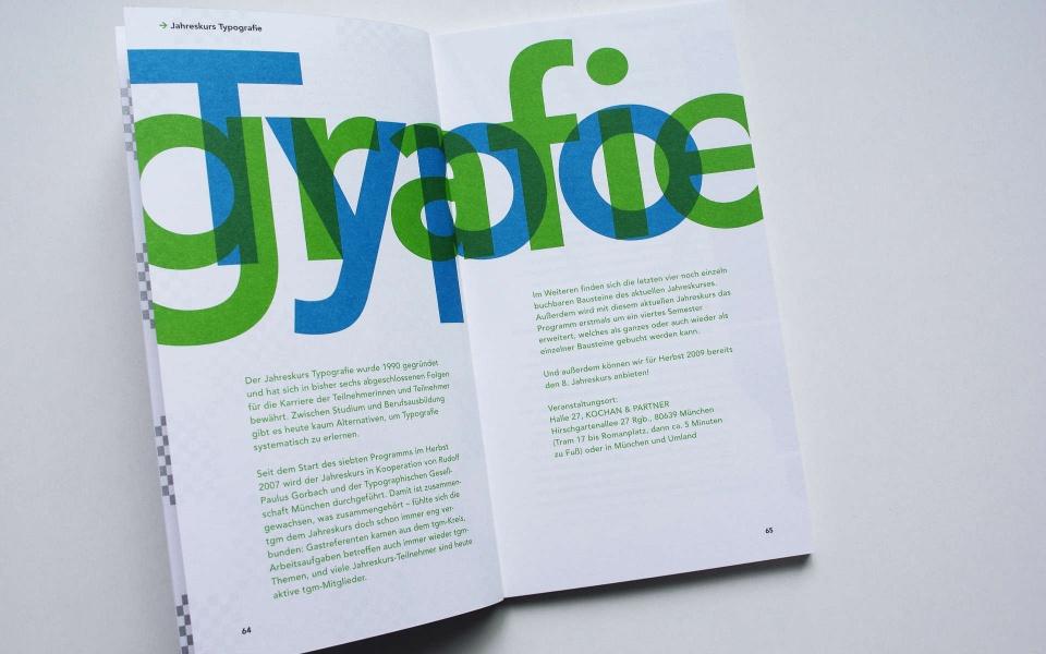 TGM Buchgestaltung Grafik Design Berlin