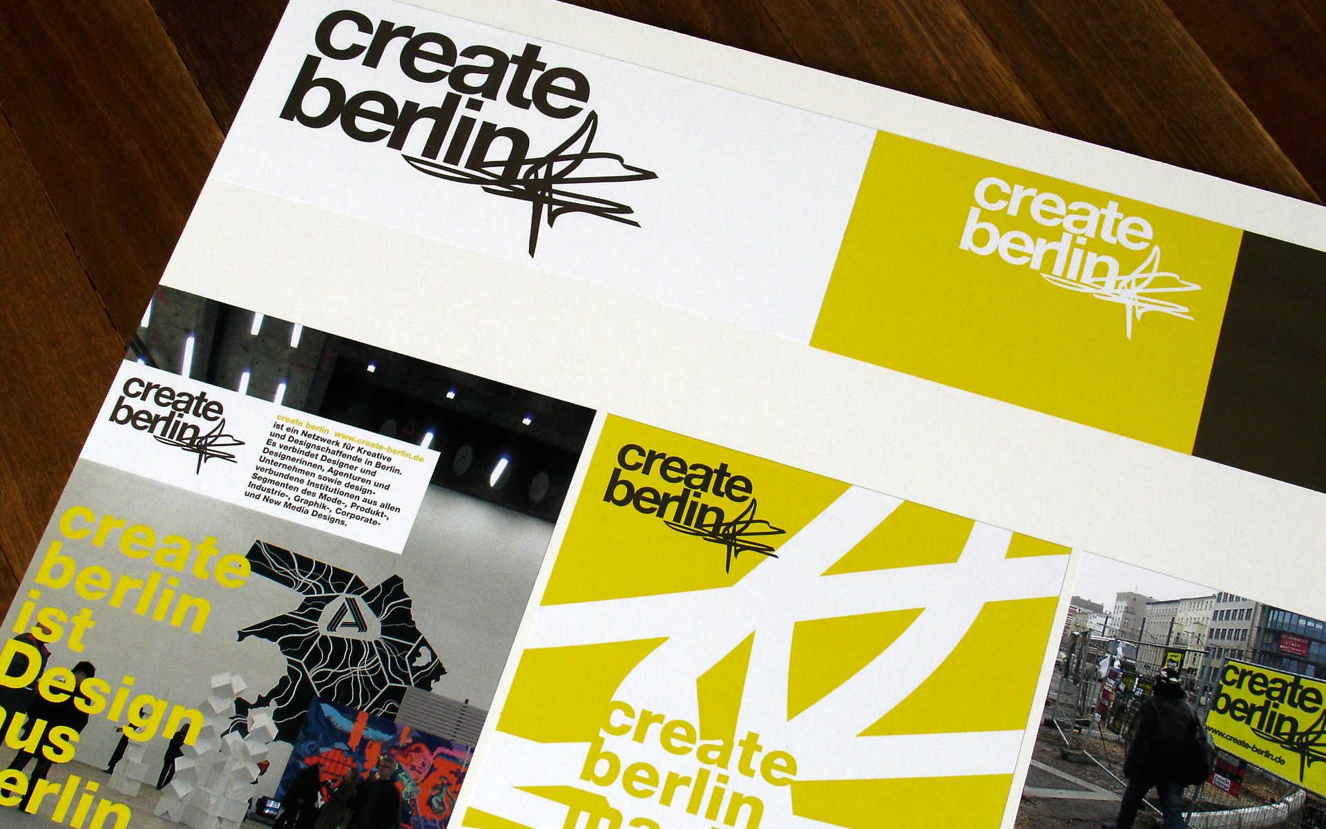 create Berlin Logogestaltung Signetentwicklung