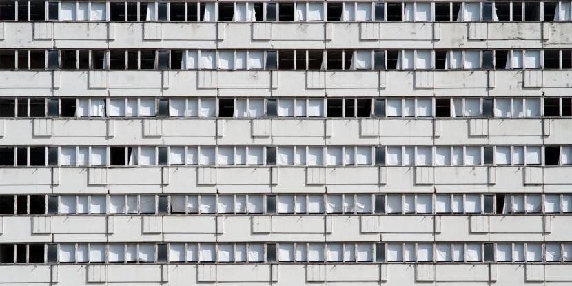 Fassadengestaltung Urban Visual Leitsystem Berlin