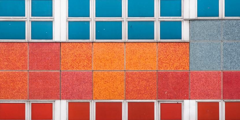 Fassadengestaltung Leit und Orientierungssystem Architektur Berlin